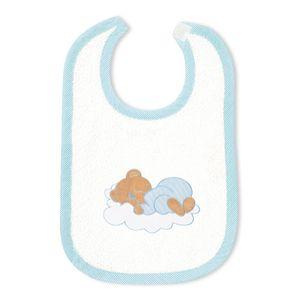 Babylätzchen Sleeping Bear in 5 Farben – Bild 2