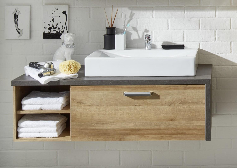 waschbecken unterschrank + waschtisch baybad badezimmer bad