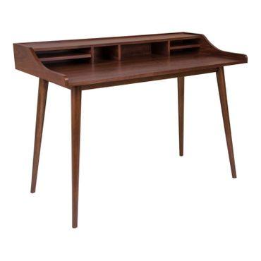 Schreibtisch HELLO in Walnuss Dekor Computertisch Arbeitstisch Tisch