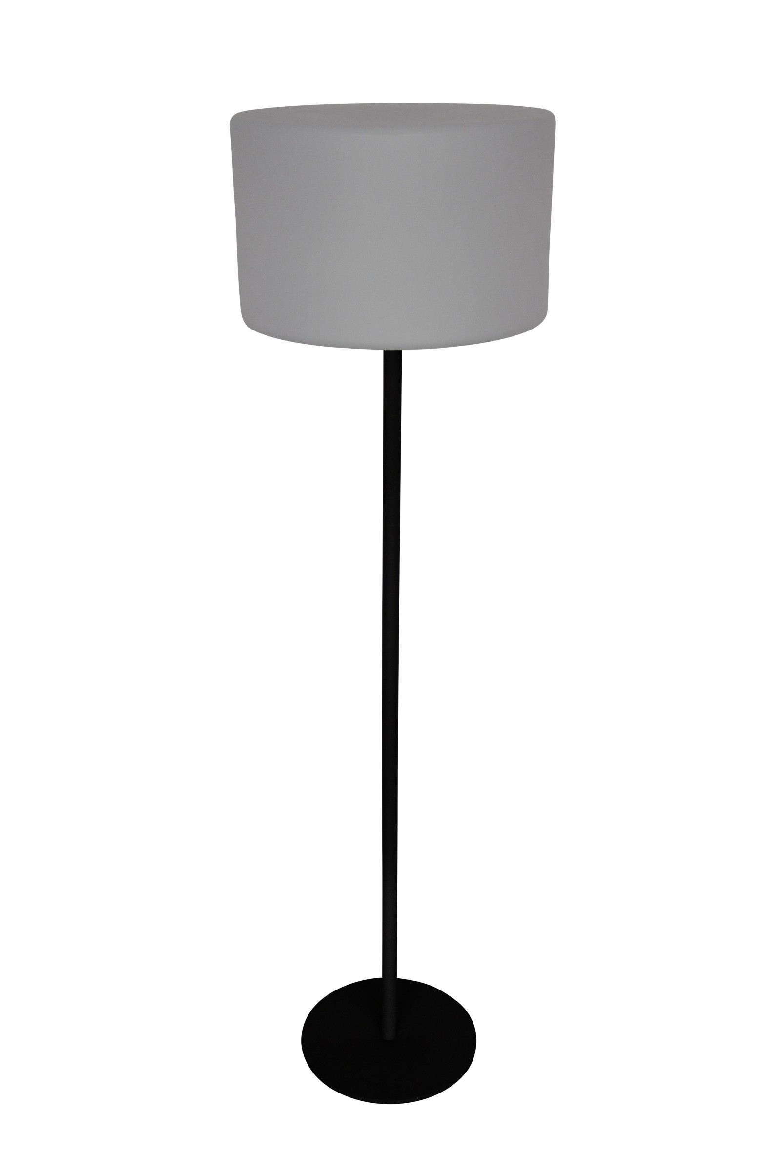 Leco Led Terrassenstehlampe Farbwechsel Stehlampe Garten Lampe