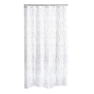 Duschvorhang 180x200 Textil Badewannenvorhang Wannenvorhang Bad Dusche Vorhang