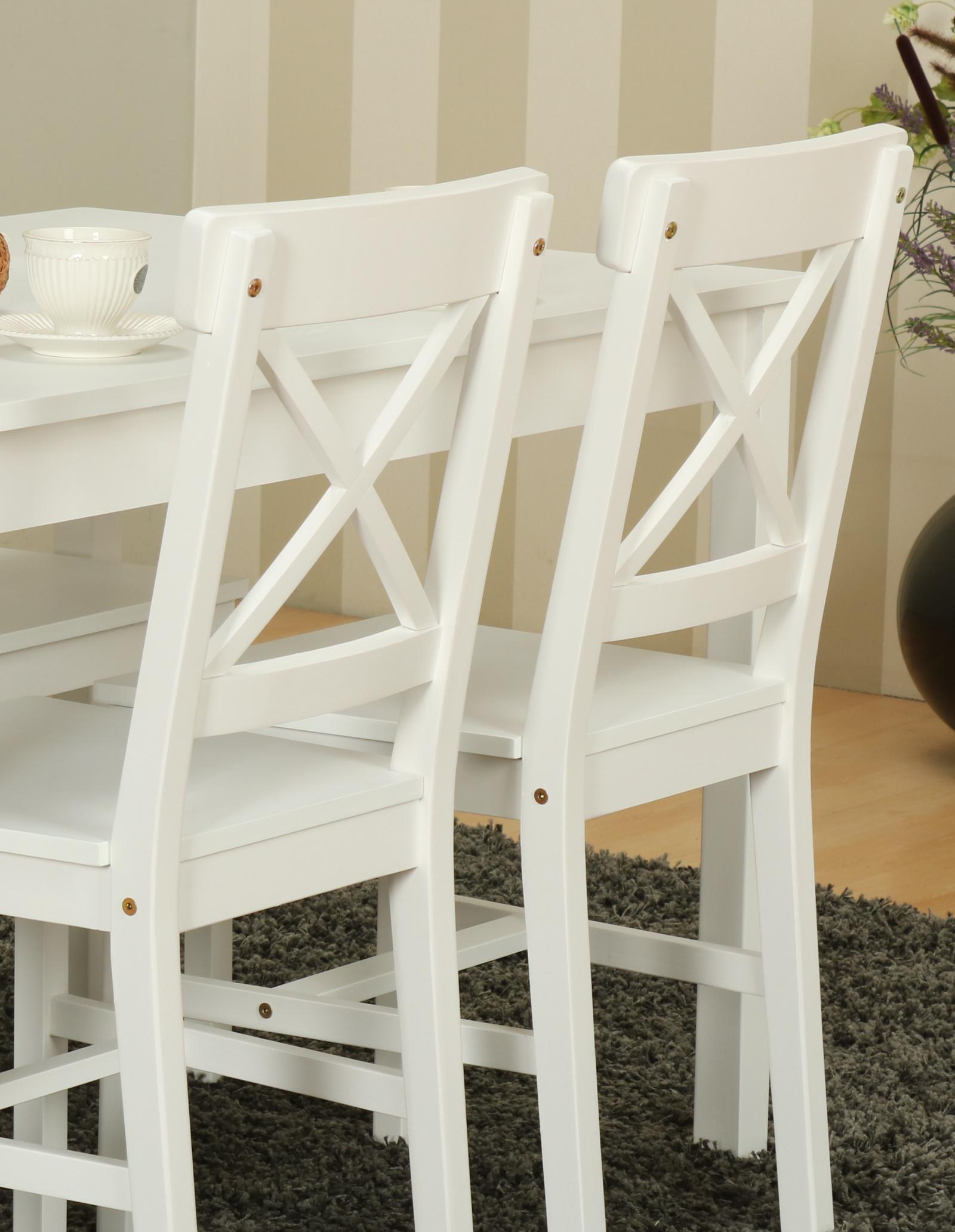 Schön Landhaus Stil Küche Tische Und Stühle Zeitgenössisch - Küchen ...