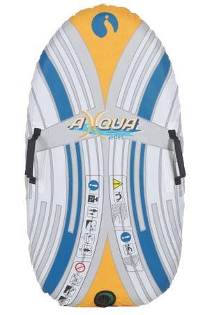 2in1 Bodyboard 120 cm Slide  Schlitten Snow Board Schwimmbrett Surfbrett Boogie