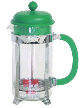Bodum Kaffeebereiter 1l French Press Espressokocher Kaffee Kocher Kanne 8 Tassen