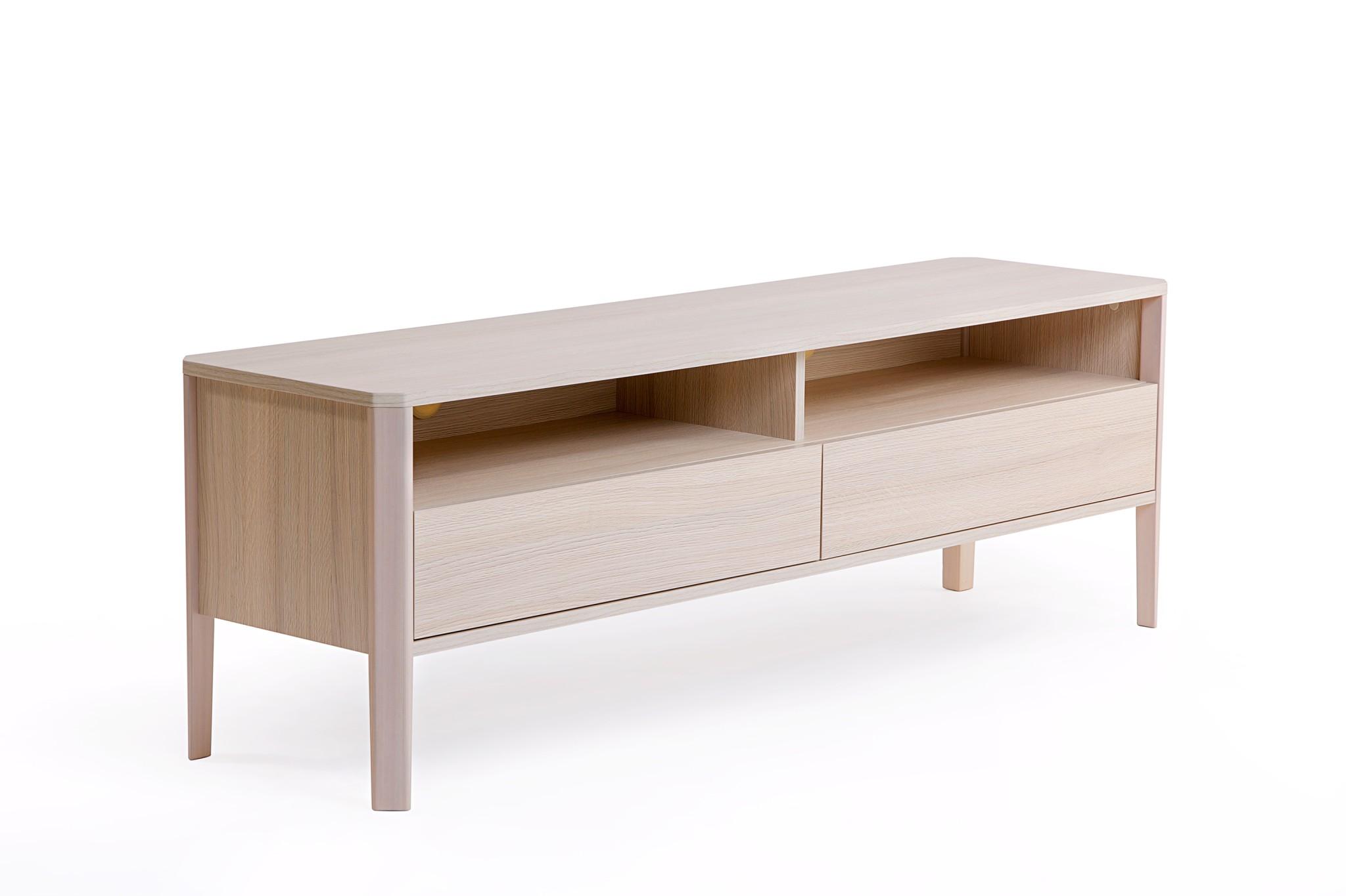 Tv Tisch Ossie Sideboard Lowboard Anrichte Fernsehschrank Kiefer