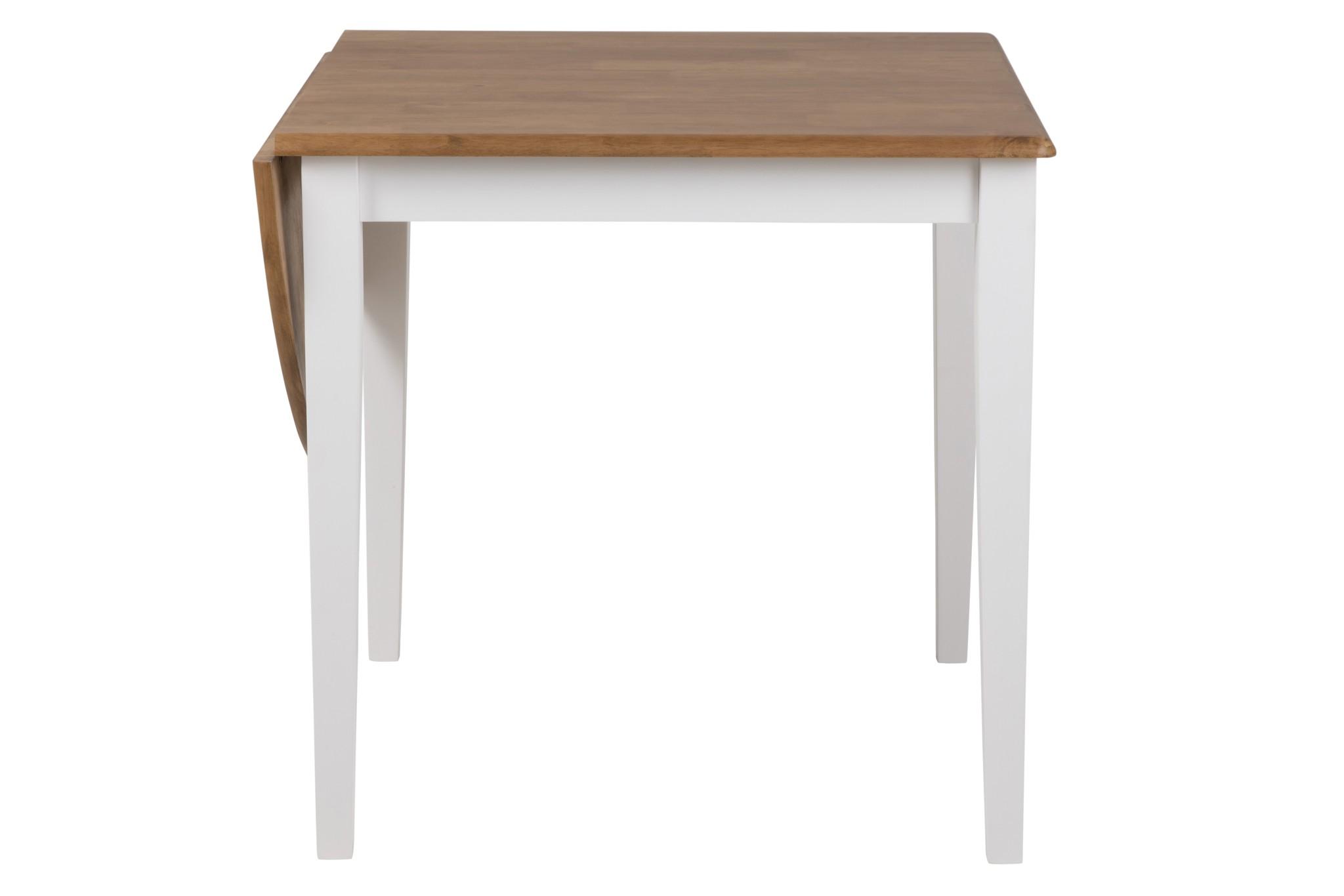 Esstisch Brie 75 115x75 Cm Klapptisch Kuchentisch Wohnzimmer Tisch Massiv Holz Dynamic 24 De