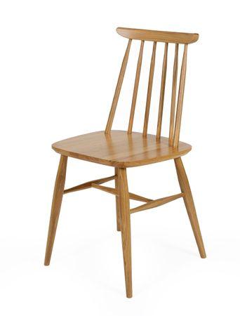2x Esszimmerstuhl AV Birke massiv Eiche Holz Stuhl Stühle Küchenstuhl