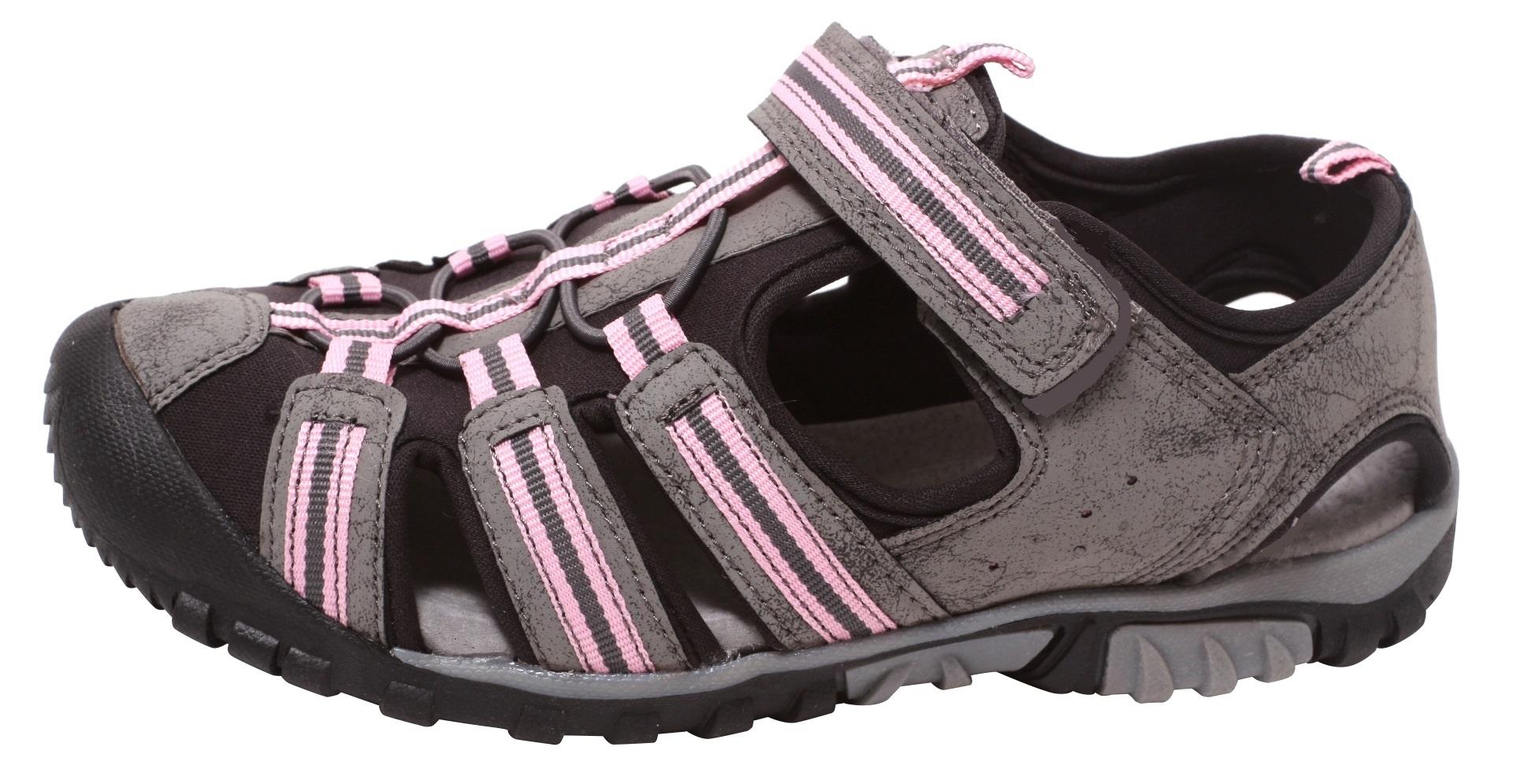 Trekking Gr 34 Mädchen 29 Outdoor Sandale Sommersandale Details Schuhe Rosa Zu Kinder Sport xroedCB