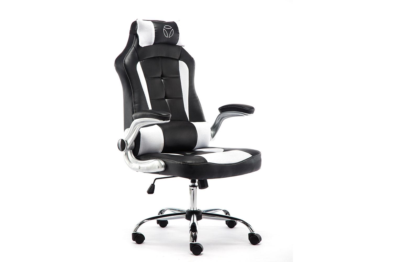 MoMo Design GC-003 Chaise de Bureau Gaming Chair Rouge//Noir