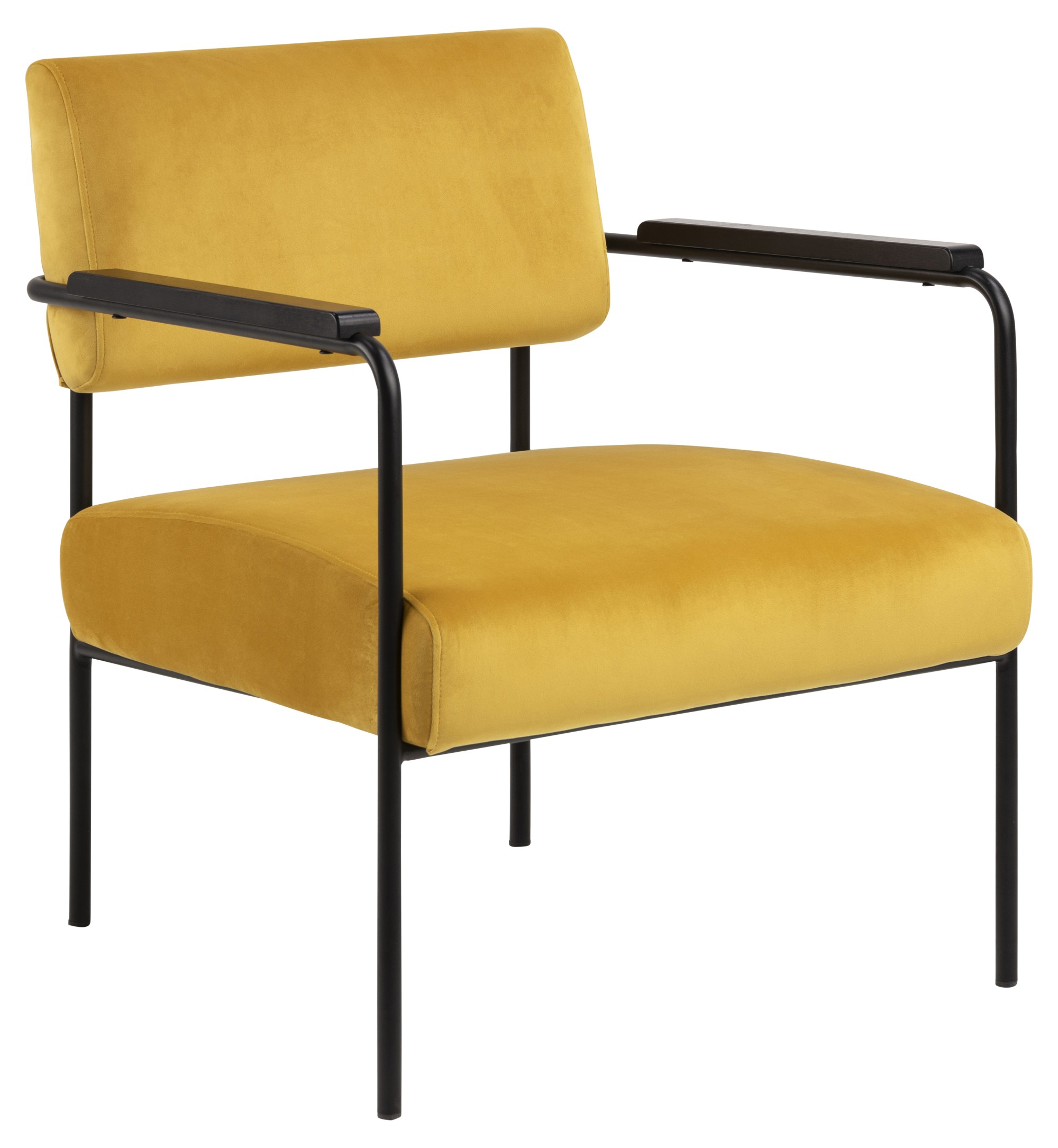 Clare Sessel Gelb Esszimmer Stuhl Wohnzimmer Clubsessel Cocktailsessel Lounge Dynamic 24 De