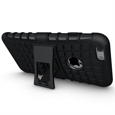 fuxus® Robuster Schutz Bumper Outdoor Hybride, Case, Hülle, Cover für APPLE IPHONE 5 – Bild 2