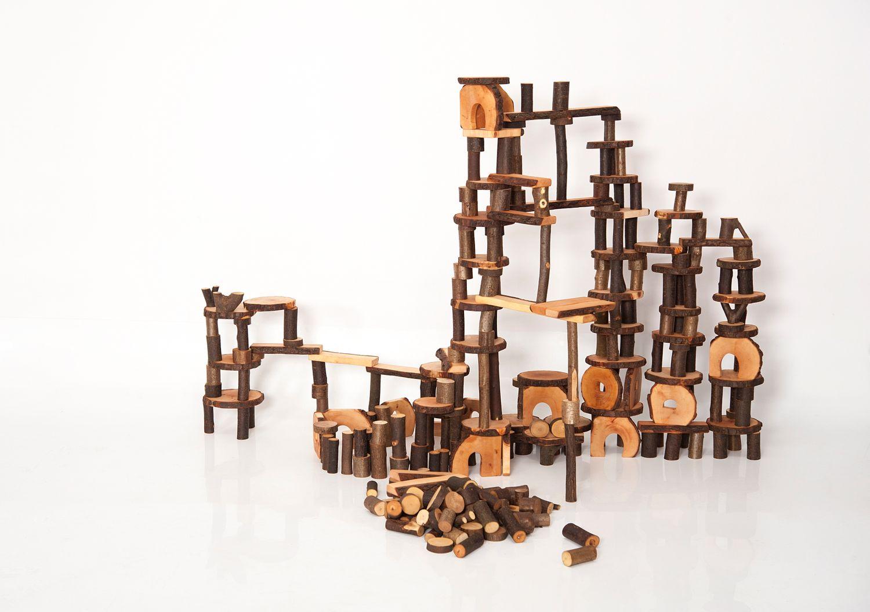 Magic Wood Holzbausteine 330 ecoBlocks