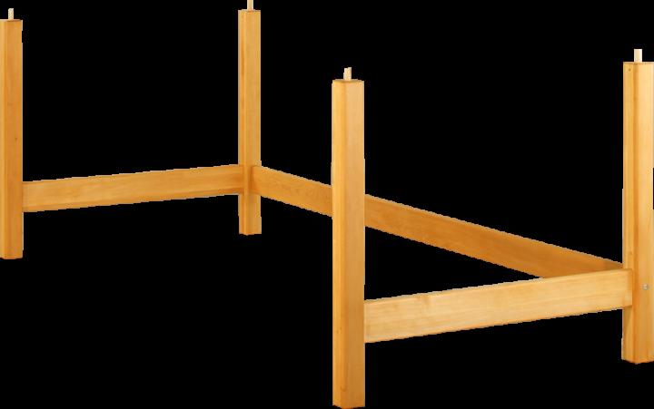 Livipur Lisa Substructure Element 90/200/80 cm