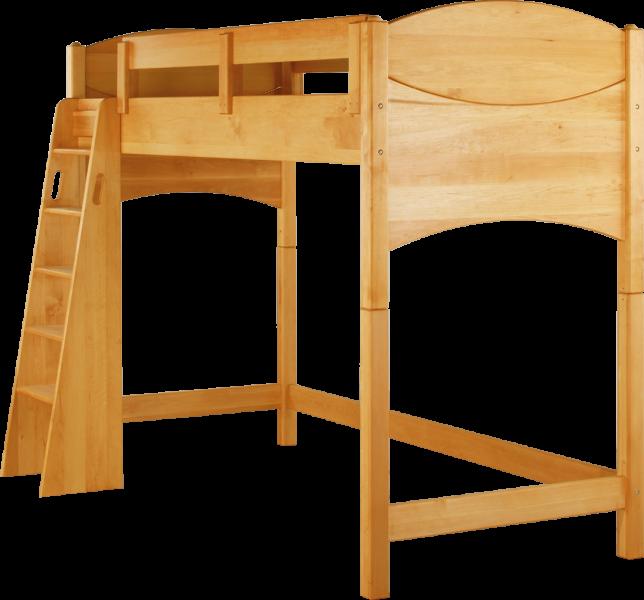 Livipur Set of Basic Units for Half High Bed 120cm