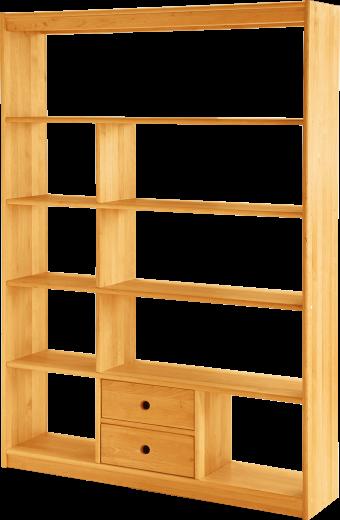 Livipur Carlo Bio-Erlenholz-Raumteiler