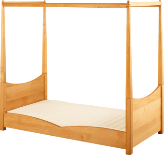 Livipur Silas Four-poster Bed Attachment