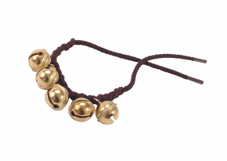 Bell Bracelett or Anklelet Brown