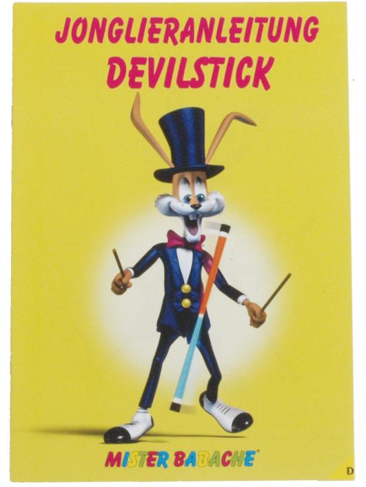 Jonglieranleitung Devilstick