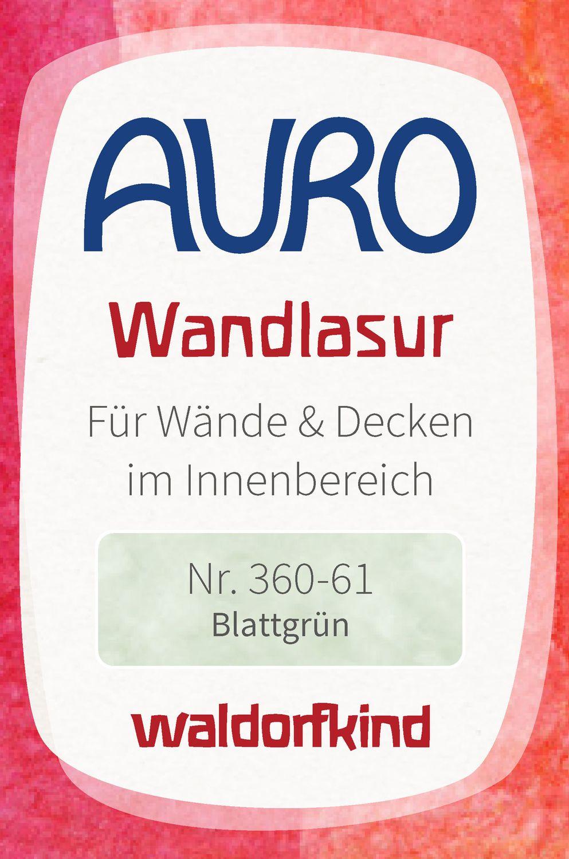 waldorfkind Lazure Wall Paints by Auro