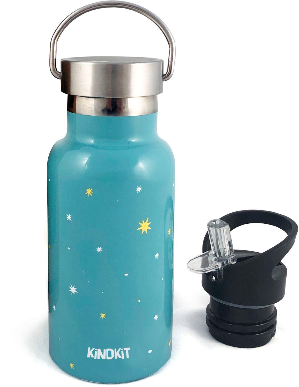 Trinkflasche Lucky Star aus Edelstahl
