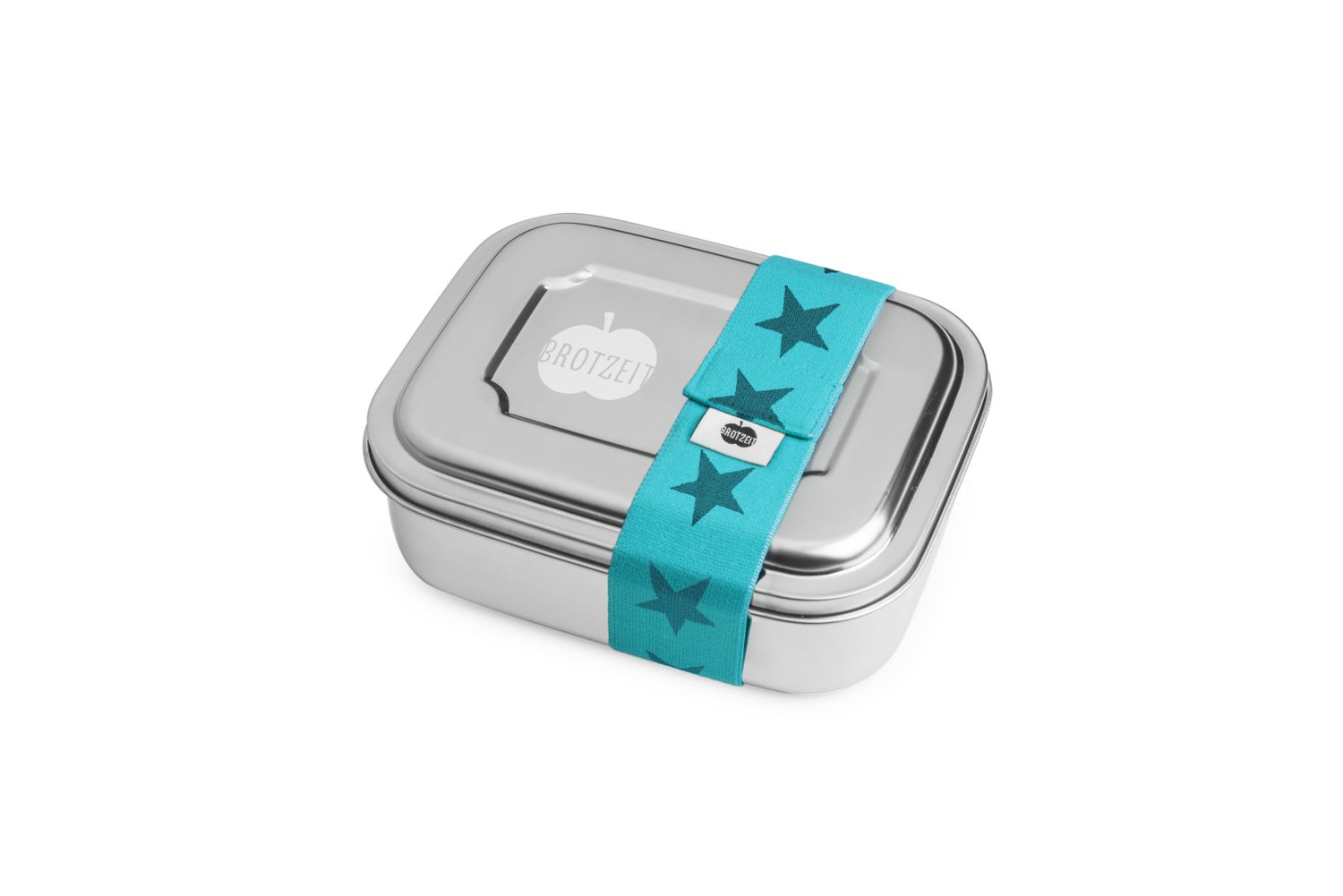 Stainless Steel Oblong Lunch Box
