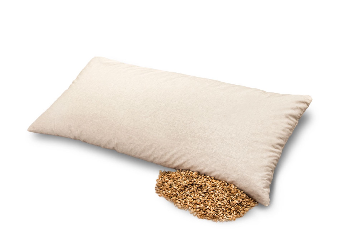 Pillow filled with Spelt