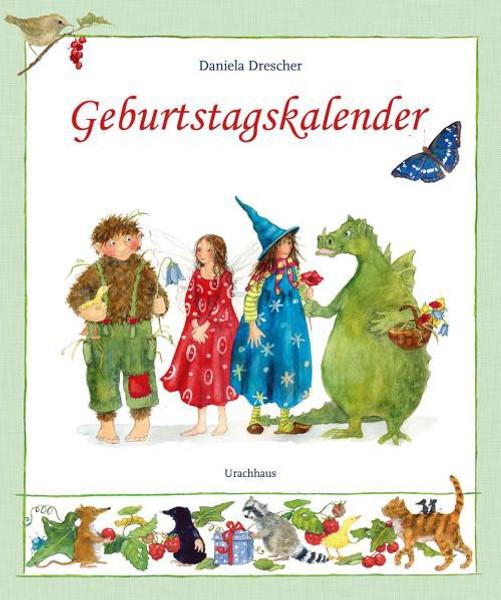 Geburtstagskalender von Daniela Drescher
