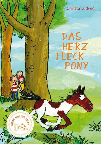 Jonas Weg ins Lesen – 3. Etappe Das Herzfleck-Pony