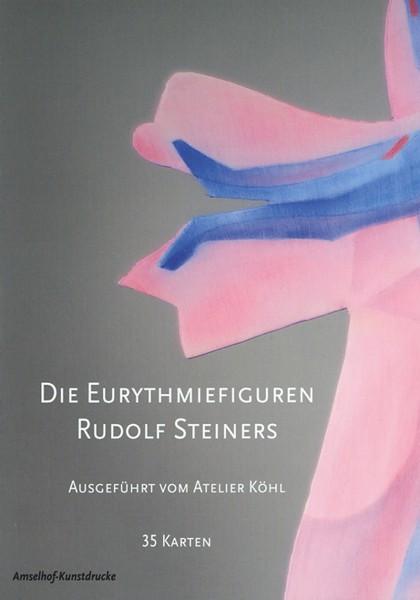 Card Set Eurythmy Figures by Rudolf Steiner