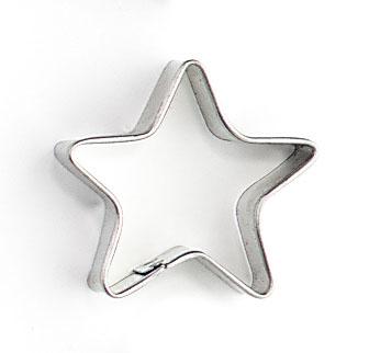 Ausstecher Stern, klein