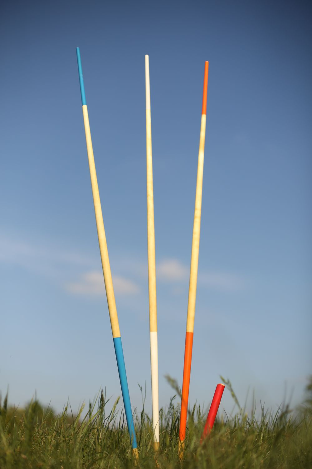Set of 3 Spears Small with Goal