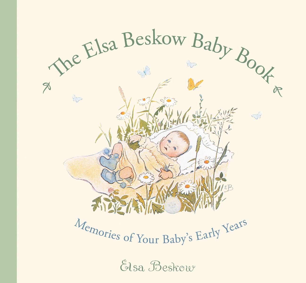 Elsa Beskow Baby Book