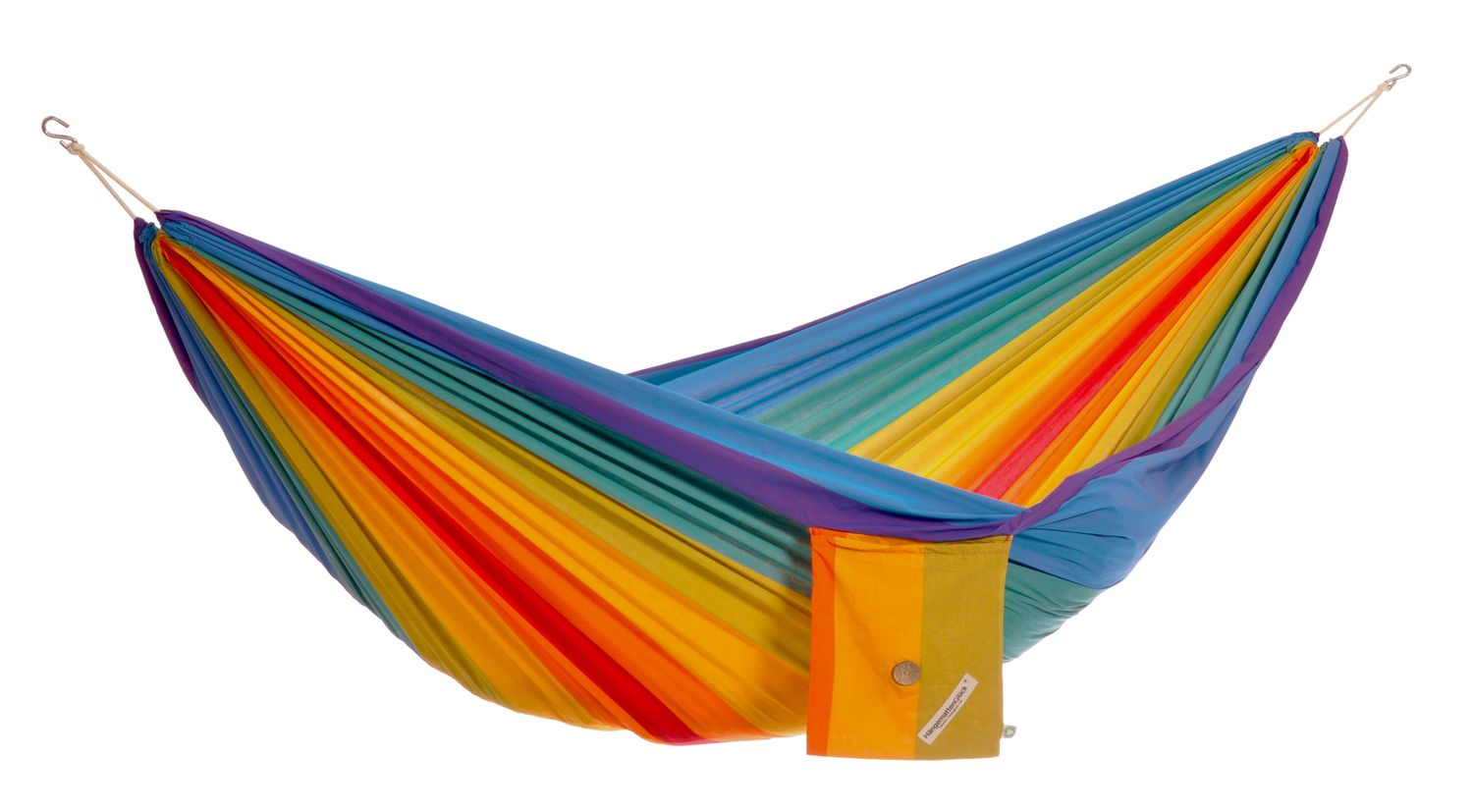 Travelling Hammock with two Ropes