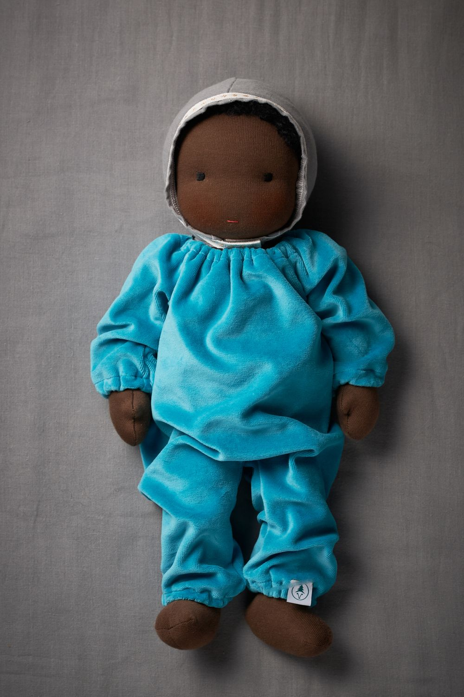 Baby Doll with Dark Skin