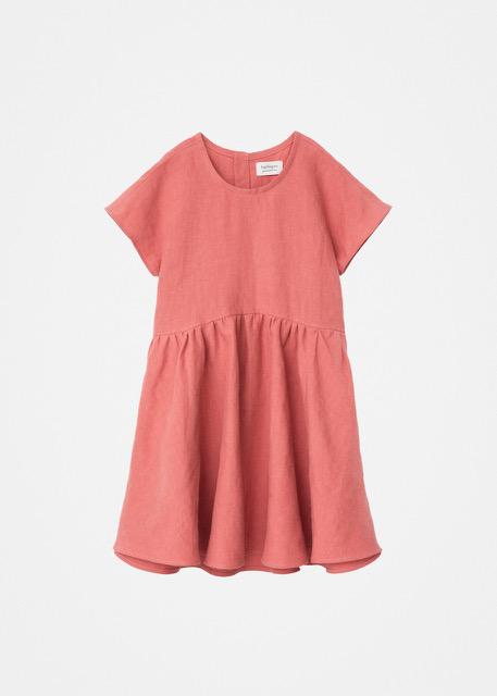 Linen Children's Dress