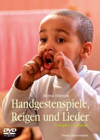 Handgestenspiele, Reigen und Lieder (DVD)