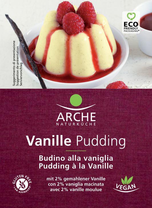 Vanille Pudding