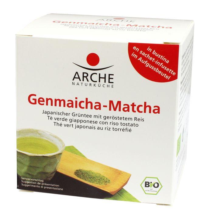 Genmaicha-Matcha