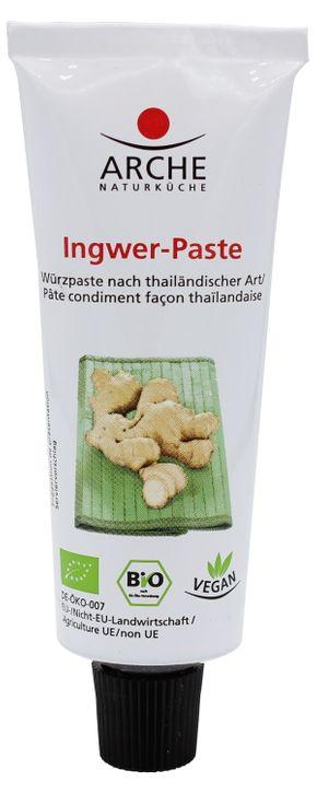 Ingwer-Paste