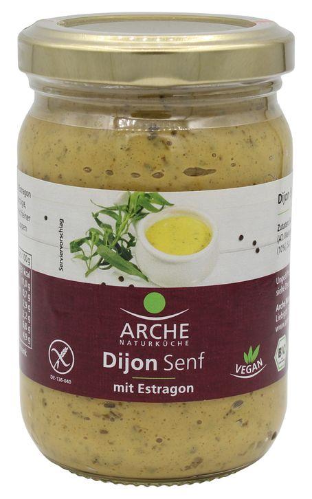 Dijon Senf mit Estragon