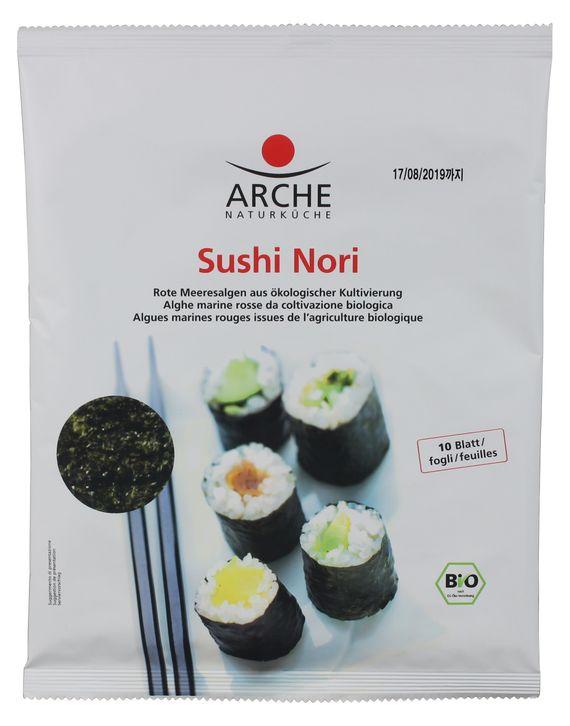 Sushi Nori Bio