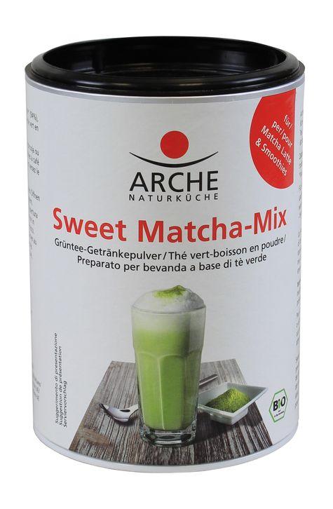 Sweet Matcha-Mix