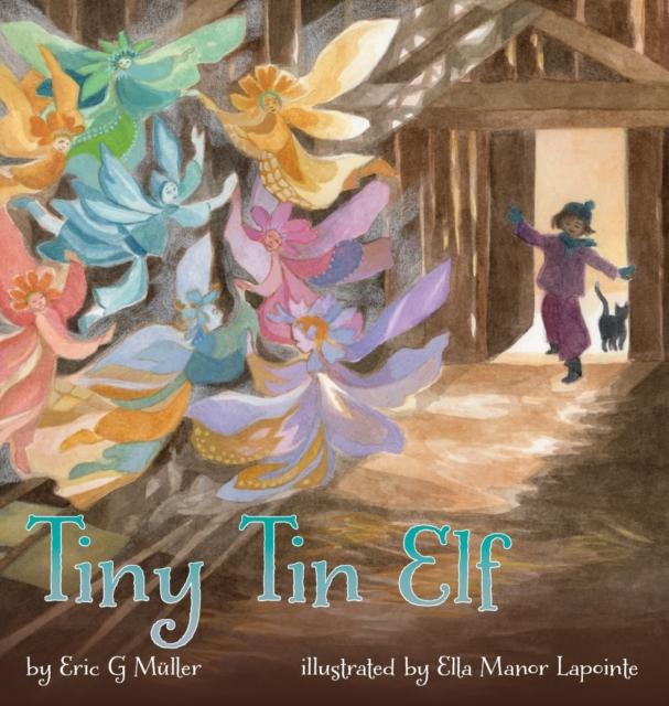 Tiny Tin Elf