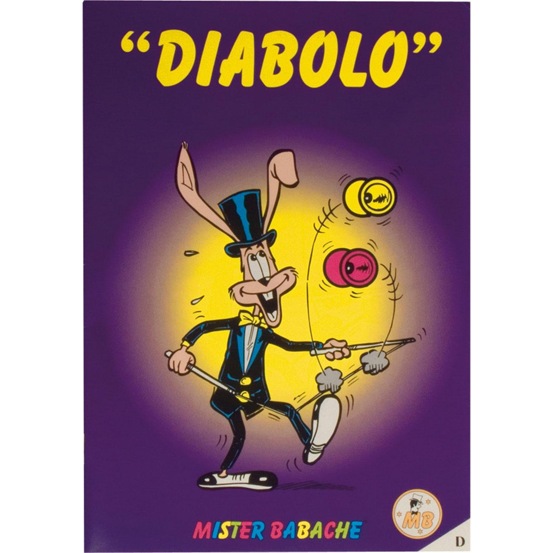 Instruction Booklet for Diabolo