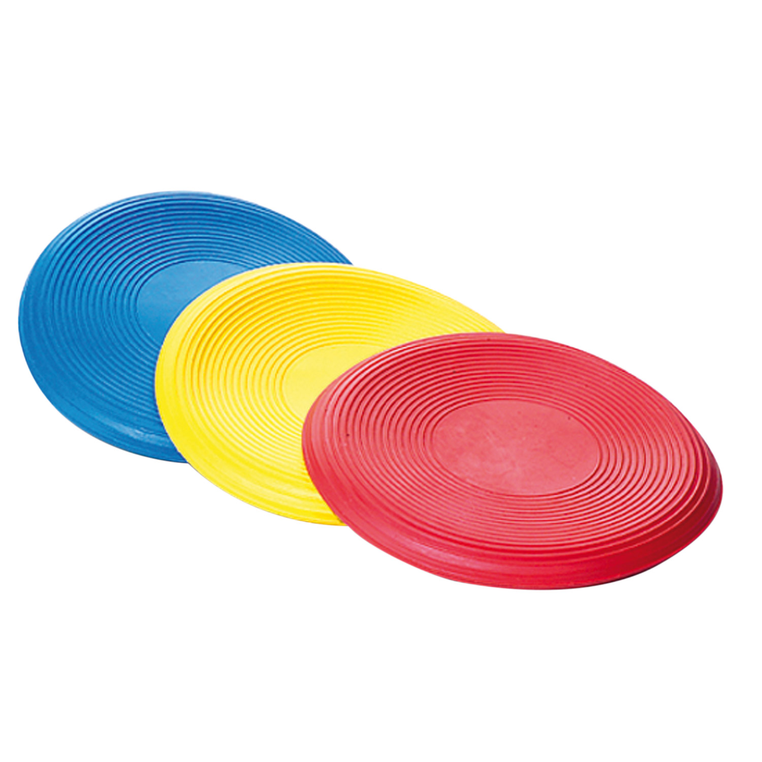 Rubber Throwing Disc