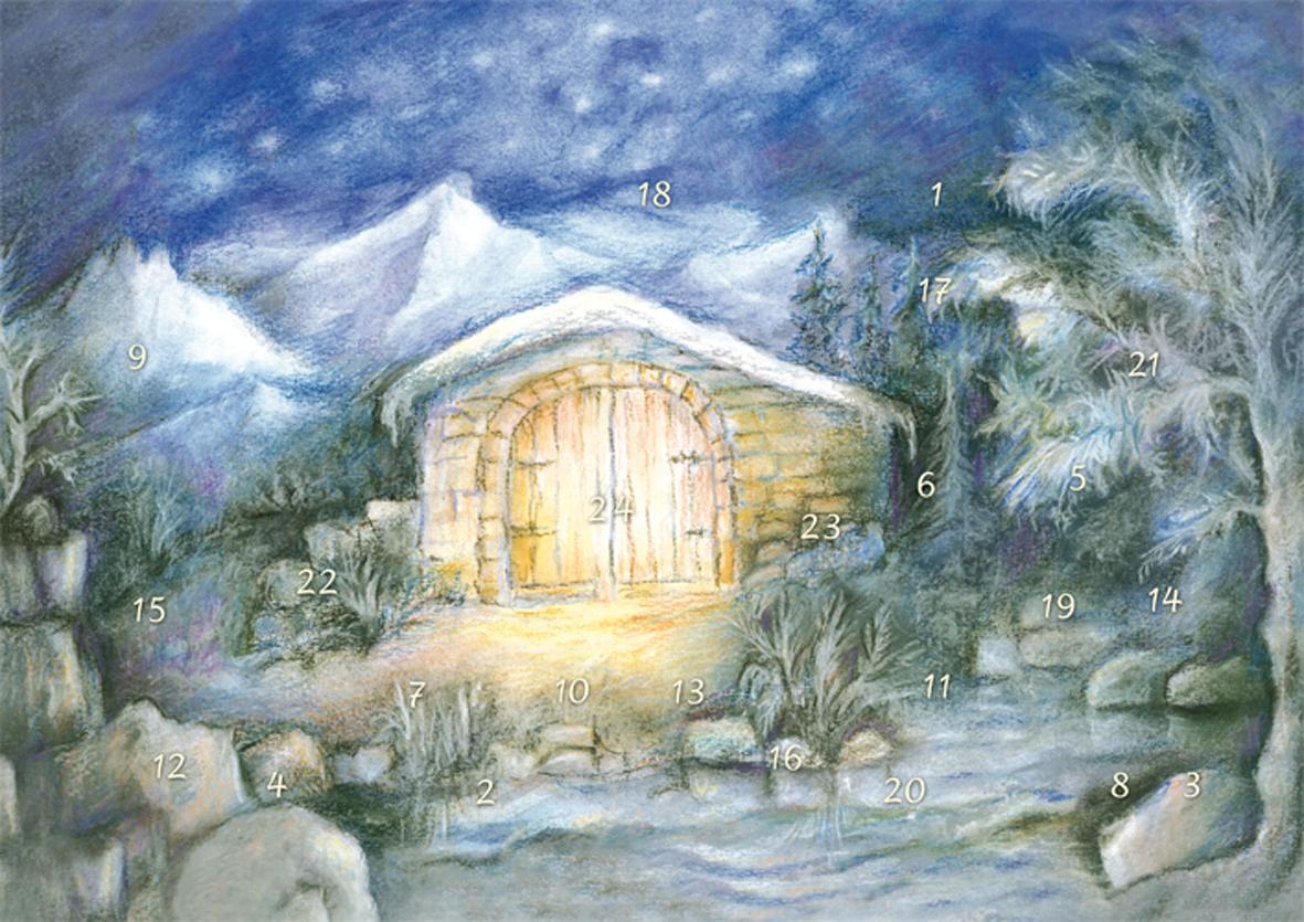 Adventskalender: Der Hirtenjunge und das Kind