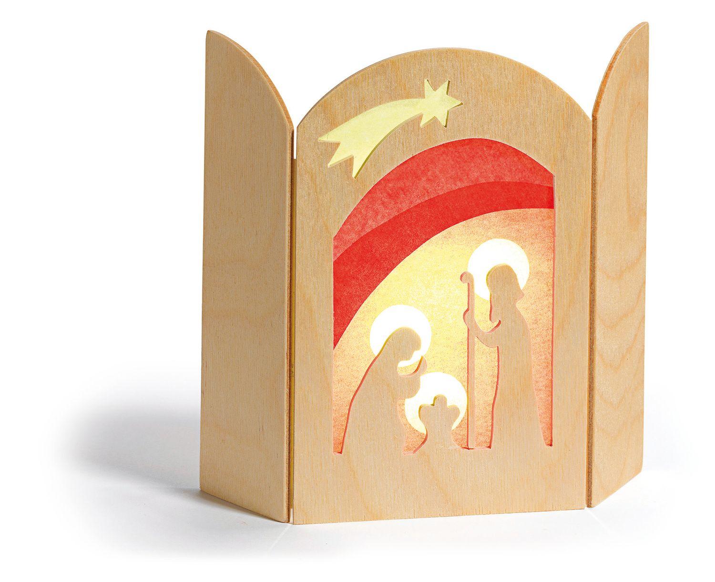 Ostheimer Silhouette Nativity