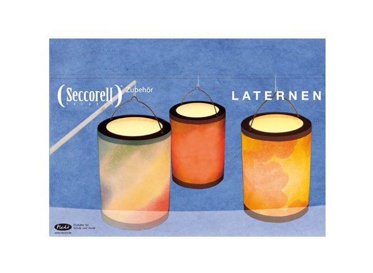 Seccorell Painting Paper for Lanterns