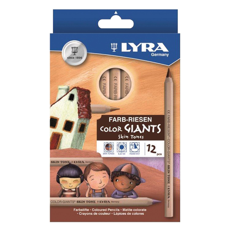 Lyra Colour Giants Skin Tones