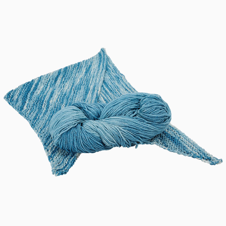 Filges Sock Wool in Blue Shades